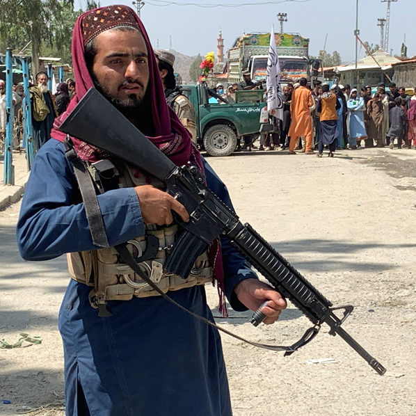タリバンが制圧後の「アフガンの実情」を現地出身の医師に聞く【レシャード・カレッド…