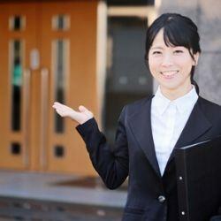【不動産業界】100人の男性営業より1人の女性飛び込み営業のほうが効果アリ⁉