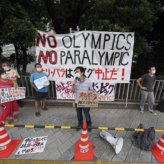 自分の言い分を通すために、「オリンピック・パラリンピック」を利用する人たち【仲正昌樹】
