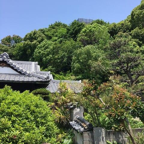 堺の城①・小谷城跡