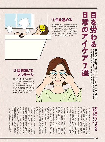 眼鏡LIFEの目次画像3
