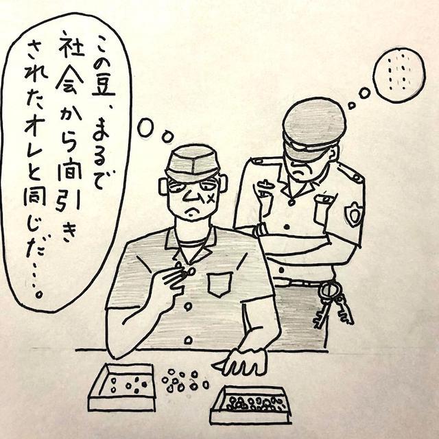 【帯広刑務所】懲役囚———弾かれ、捨てられてゆく豆のように《懲役合計21年2カ月》
