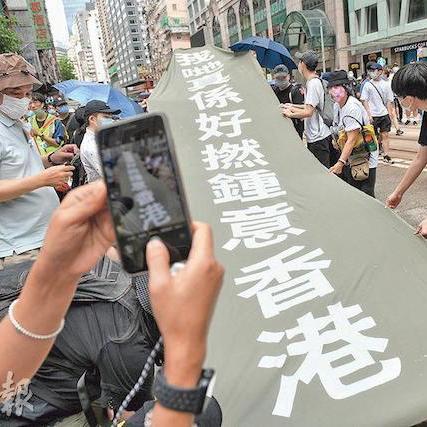 【緊急報道】「国家安全法」で香港はどうなる!? 超厳戒体制下のデモ最前線で見た混…