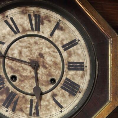 「時計」「十時」 時にまつわる珍名さん
