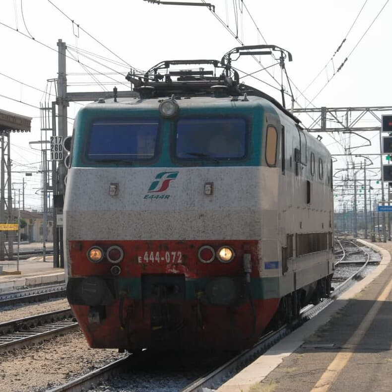 国際列車の旅ードイツからアルプスを越えてイタリアへ【後編】