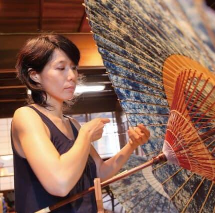 岐阜県岐阜市【美濃和紙と長良川が育む伝統工芸】昔ながらの製法を今に伝える、美濃和…