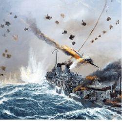 バルチック艦隊を撃破せよ!<br />血のでるような連合艦隊の特訓<br />