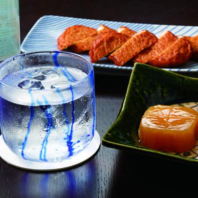 【今夜の焼酎はもっと贅沢に!】きんつば、麦チョコ…じつは「甘党」にもオススメな本格焼酎の肴