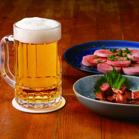 【今夜のビールはもっと贅沢に!】ビールと相性のいい肴選びは「色」が決め手! 家飲みをアゲるお取り寄せ
