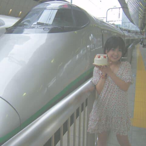 《極寒の奥羽本線》わたしの夢は及位(のぞき)駅を覗くことなのです!【女子鉄ひとりたび】32番線