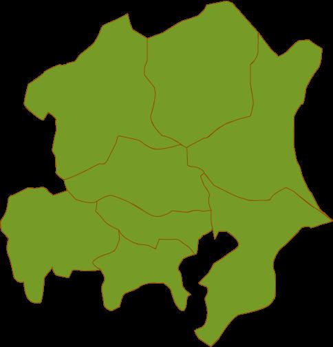 群馬の「新井」さん、栃木の「福田」さん……関東の都県それぞれに特有の名字とは?