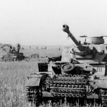 堅固な防御陣、パック・フロントの威力に泣かされたドイツ軍