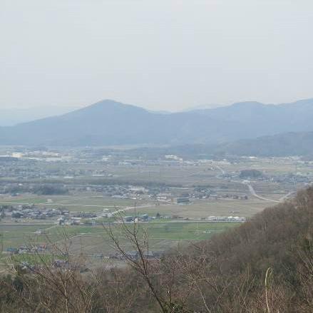 とにかく広いぞ近江横山城