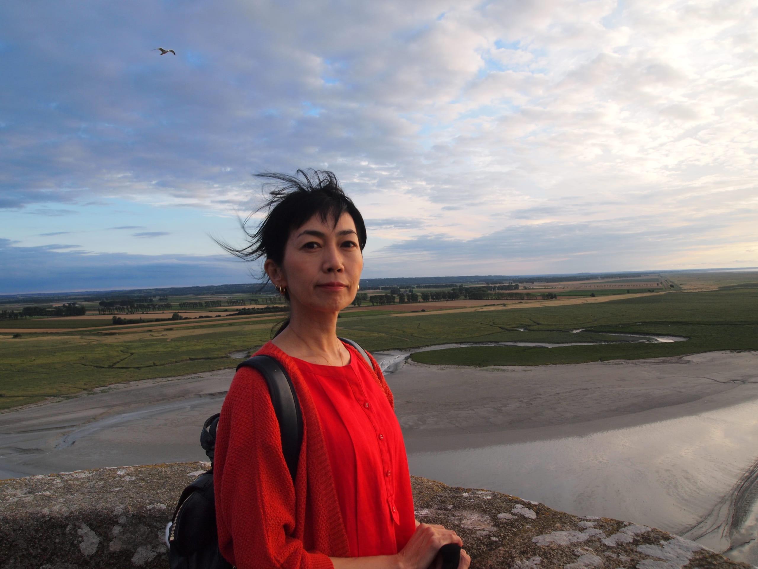 竹内 海南江