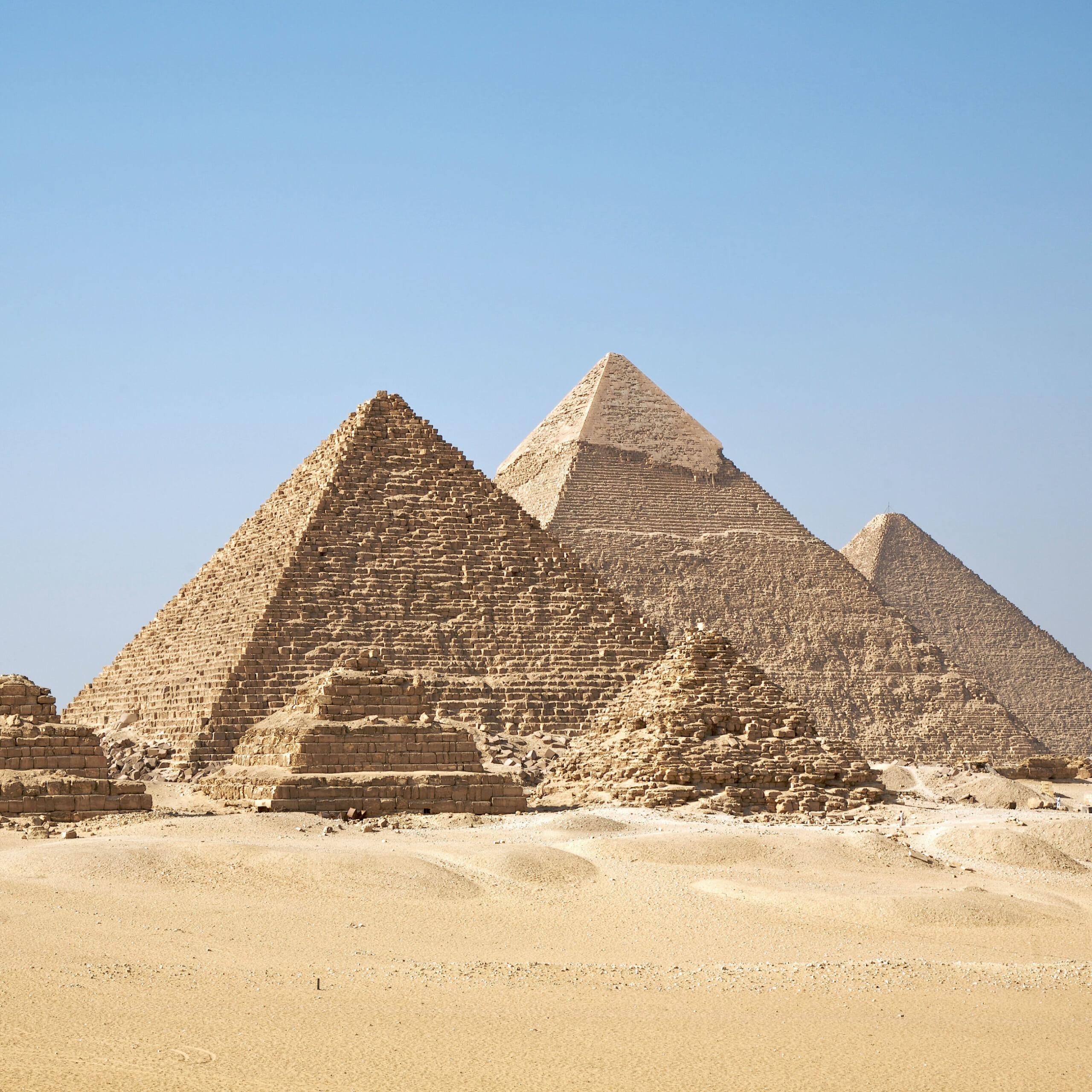 ナイル河とピラミッドの関係から導き出せる! 河内王朝は征服王朝ではない!?