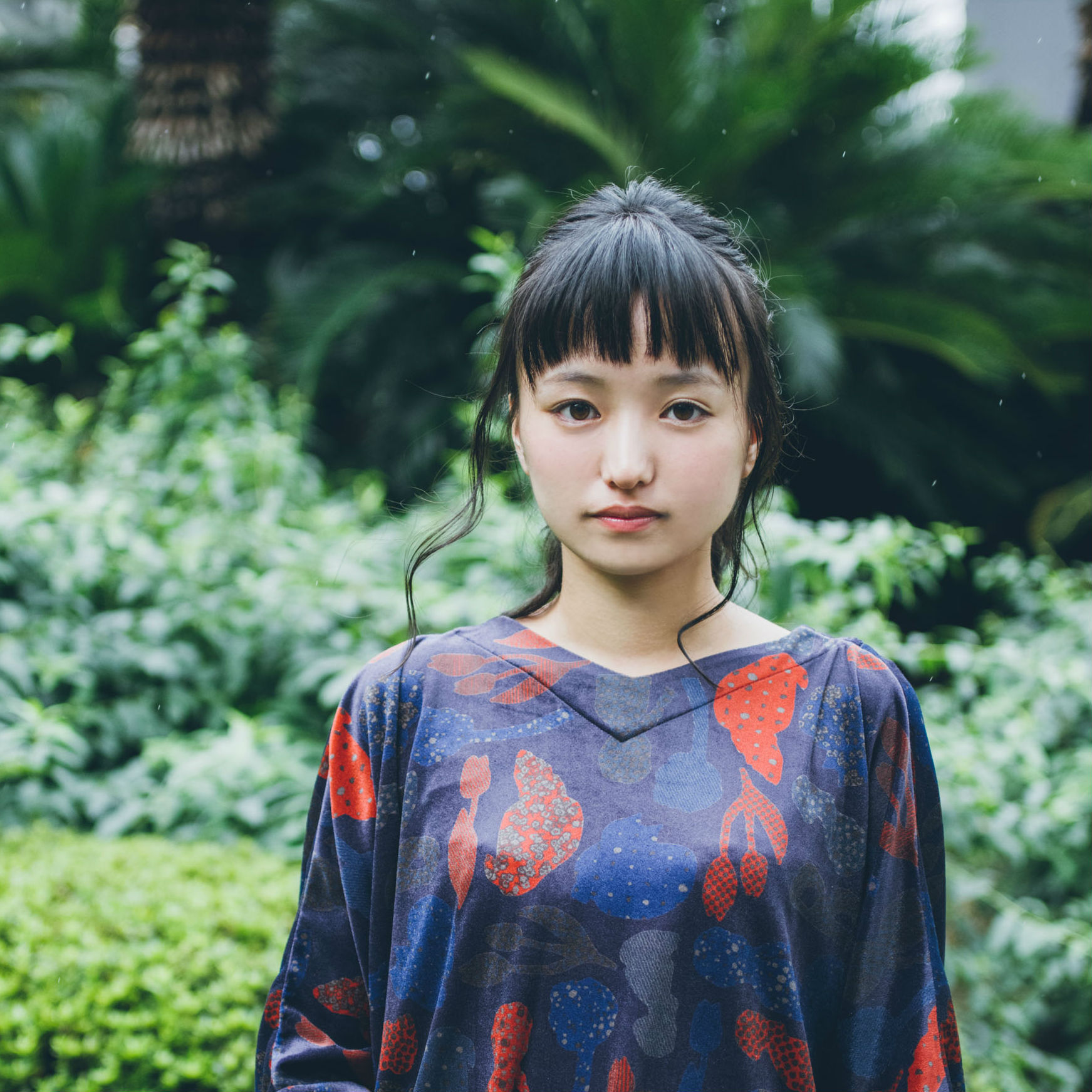 映画「少女」で発見したネクストブレイク(!?)女優<br />飯村未侑、その素顔にフォーカス!