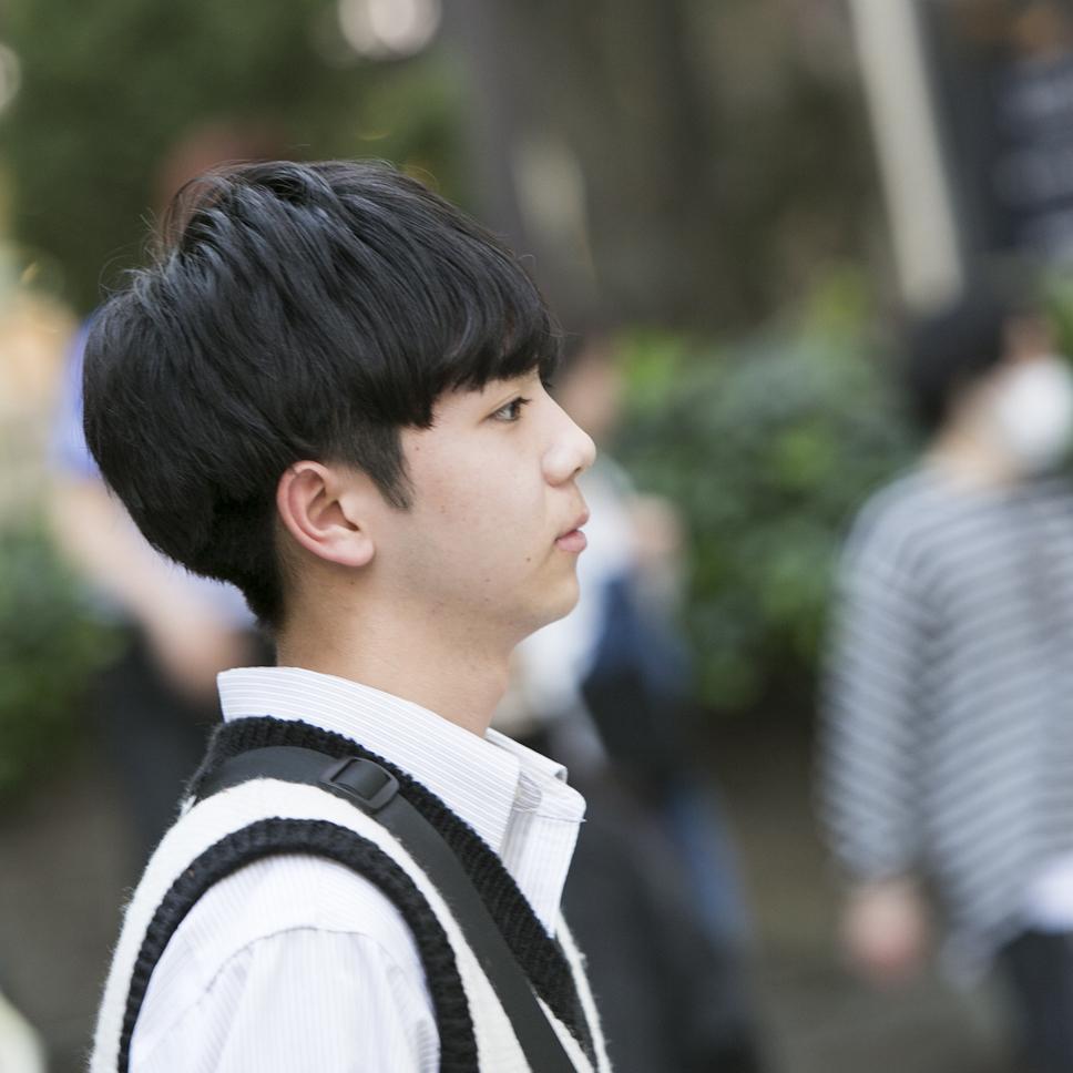 18歳・澪央「大学に入ったので今はバイトを探しています」【18-22 SNAP #043】