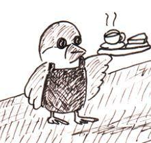 第5回「憧れの文鳥カフェ」
