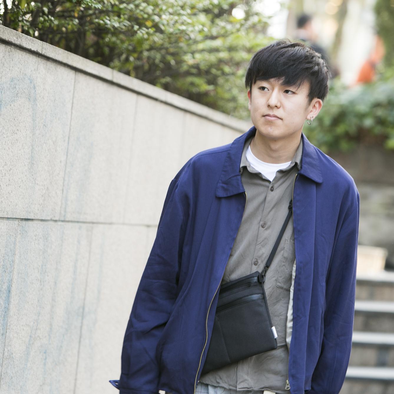 21歳・遼太「最近、好きな服の系統が変わってきました」【18-22 SNAP #015】