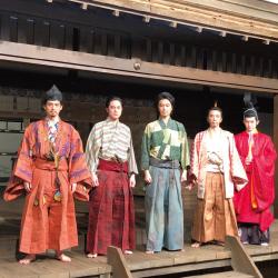 大河ドラマ『麒麟がくる』追加キャストの大河初出演4名に主演の長谷川さん「全力で受け止めます」