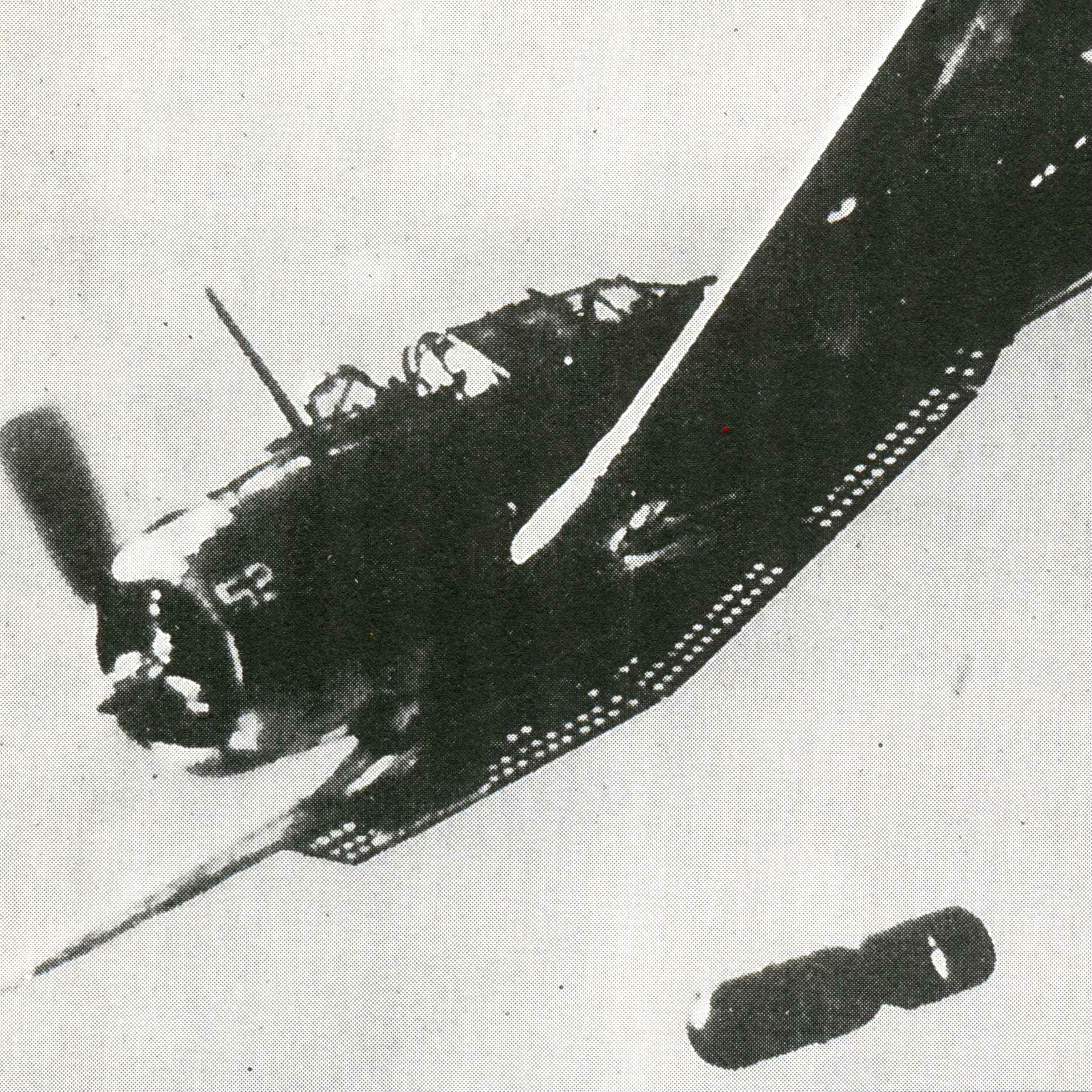 兵装転換中の日本空母が<br />アメリカ軍の奇襲を受ける