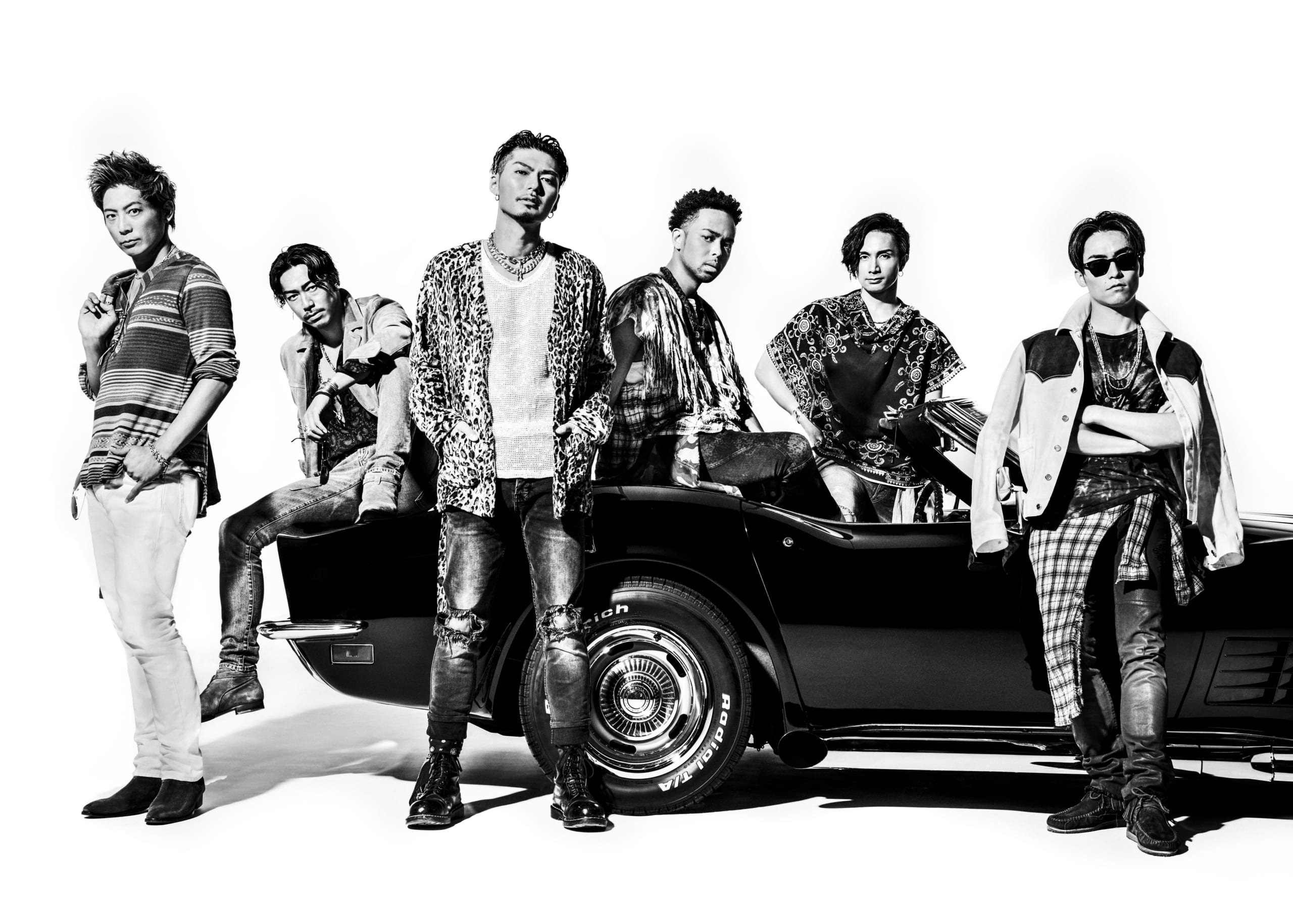 EXILE THE SECOND<br />「Route 66」~ロングインタビュー~<br />『新たな挑戦』