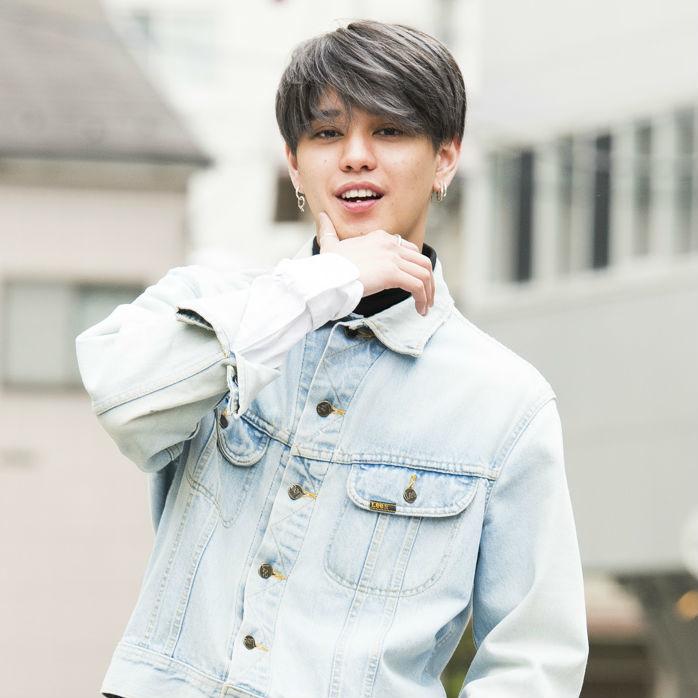 新世代BOYSグループ「XOX(キスハグキス)」<br />メンバー・バトシンの6月向け私服コーデ拝見!