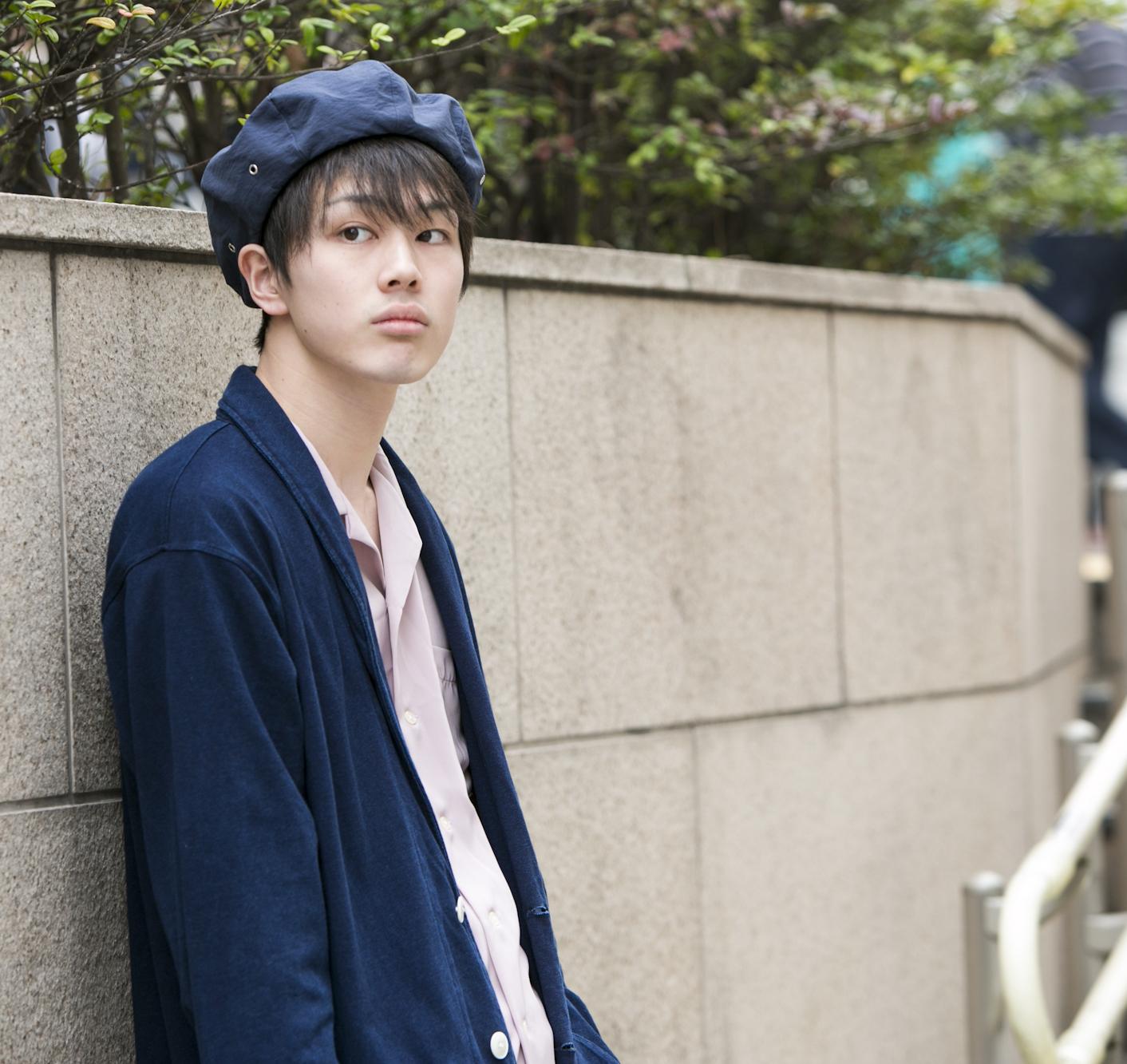 19歳・紘朗「星野 源さんの歌ってる姿がかっこいいし、おしゃれ!」【18-22 SNAP #024】