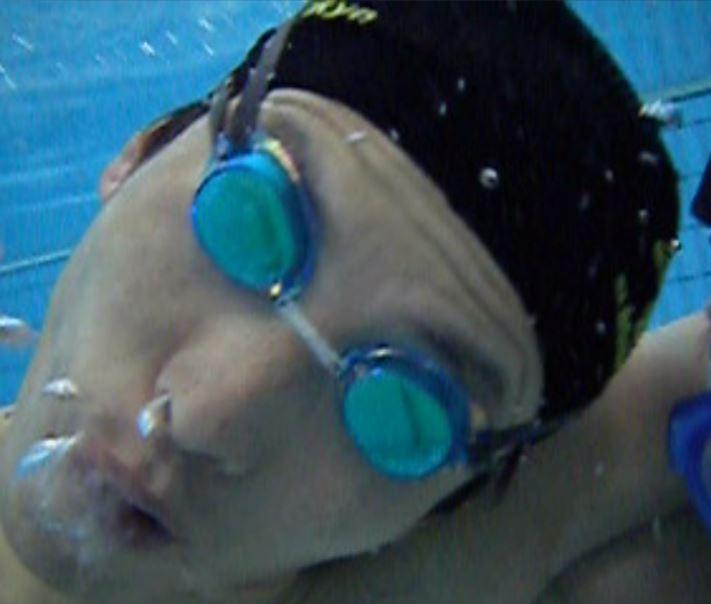 50代からの健康アップ水泳術 〜水泳で痩せる!?〜<br />