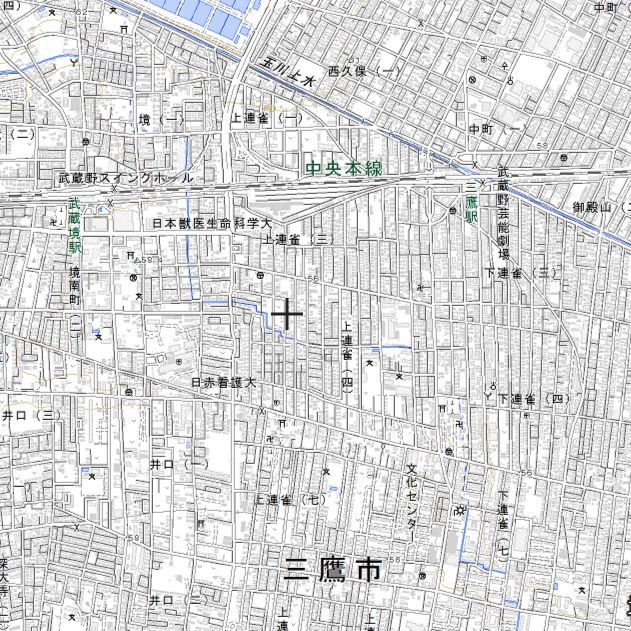 三鷹の「連雀」という地名は神田の行商人にルーツがあった