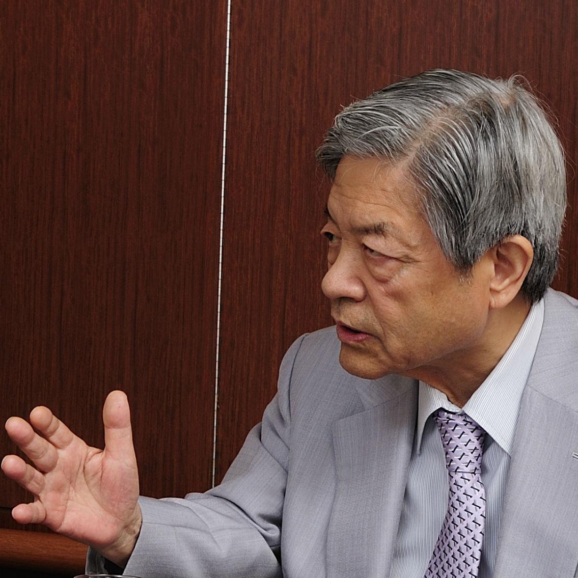 失脚以来6年ぶりになる田中角栄へのインタビュー
