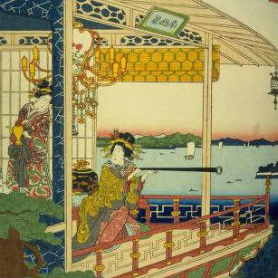 江戸時代、丸山の遊女が「ベッド」を経験できた理由