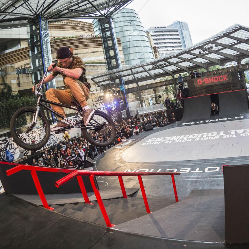 スケートボード! BMX!! ダンス!!!<br />ストリートカルチャーイベントの頂点、REAL TOUGHNESSが今年も開催!!