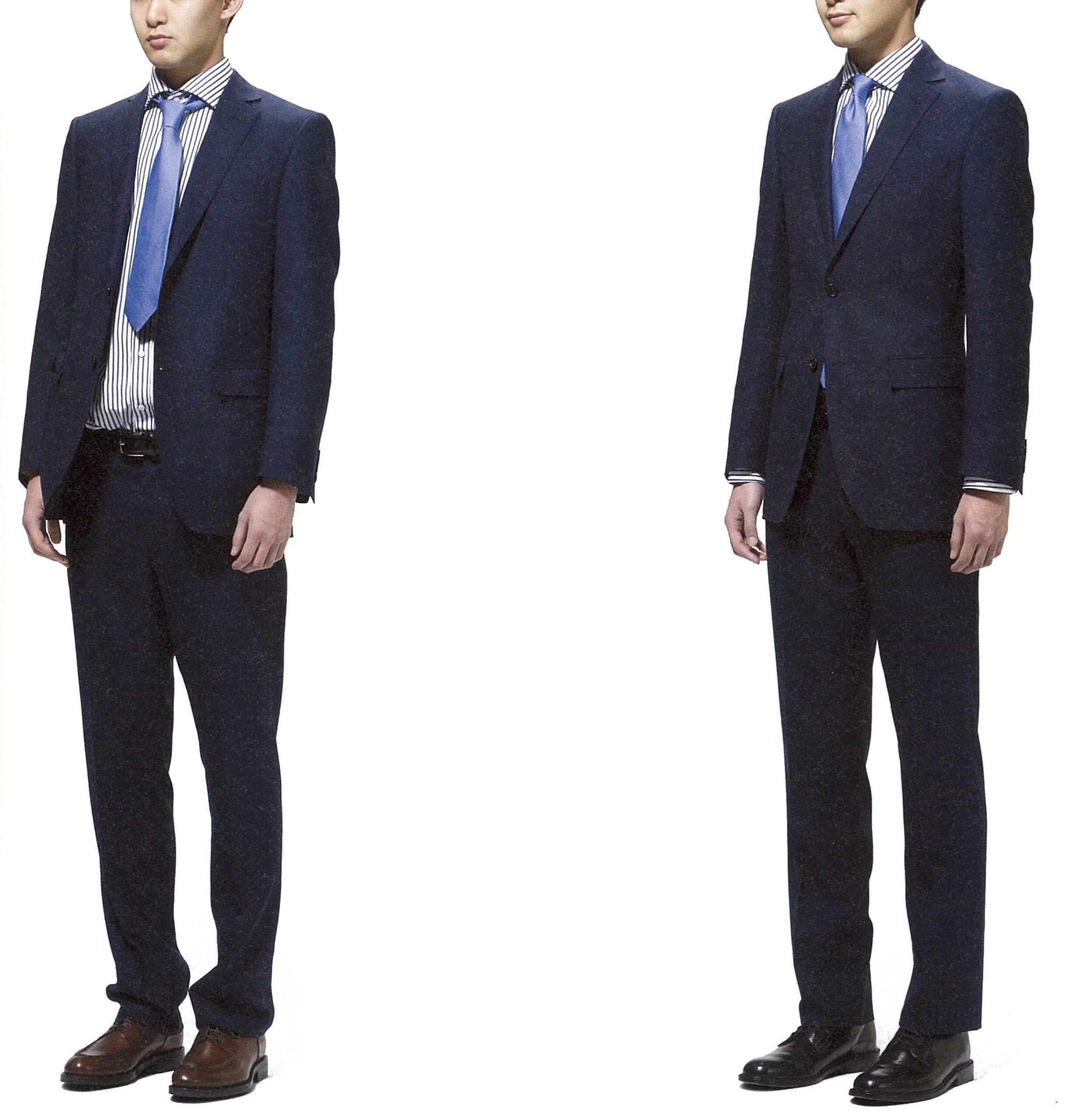 知らないと恥ずかしい!スーツの最低限ルール7選【はじめてのスーツ選び(3)】