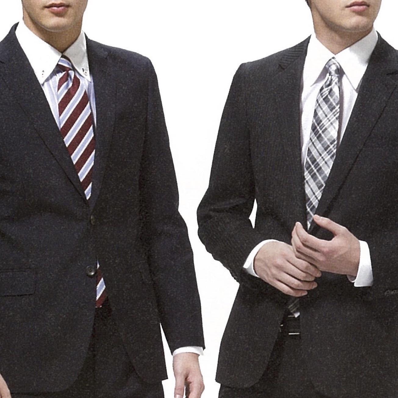 就活に適した色は? 生地は? 襟の形は?【はじめてのスーツ選び(2)】