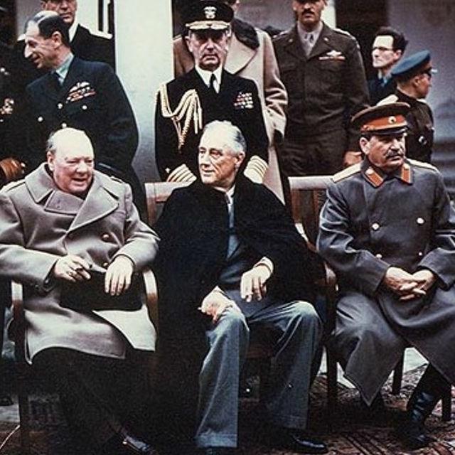 ルーズヴェルト大統領、四つの大罪