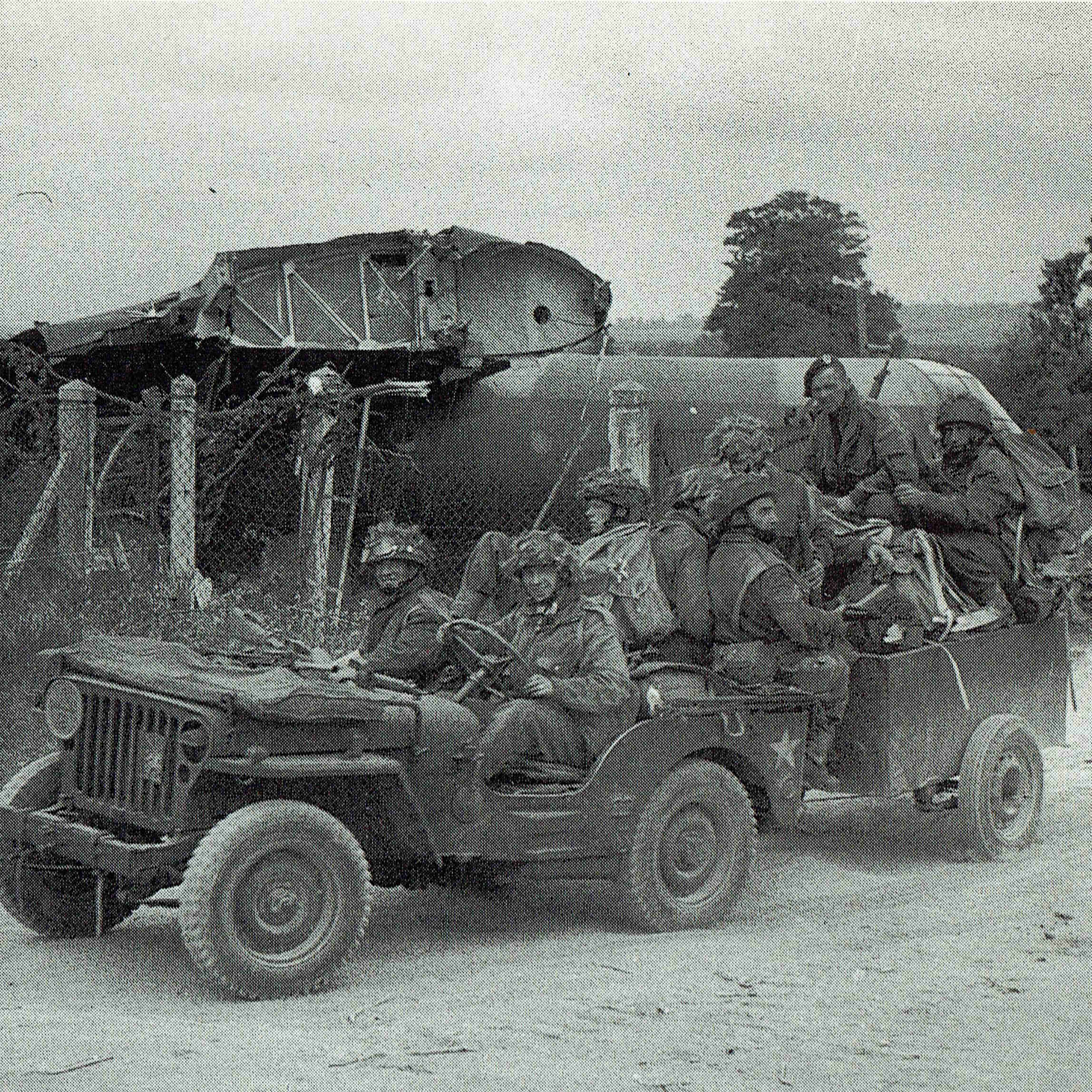 ノルマンディーでドイツ軍の組織的な反撃が遅れた理由