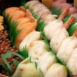 寿司は意外にダイエット向きのヘルシーな料理ではない