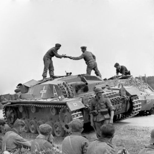 第二次大戦の全期間を通じて高い評価を受けた「III号突撃砲」
