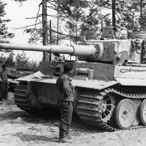 ドイツ軍戦車「ティーガーI」の乗員の生存率が高かった理由
