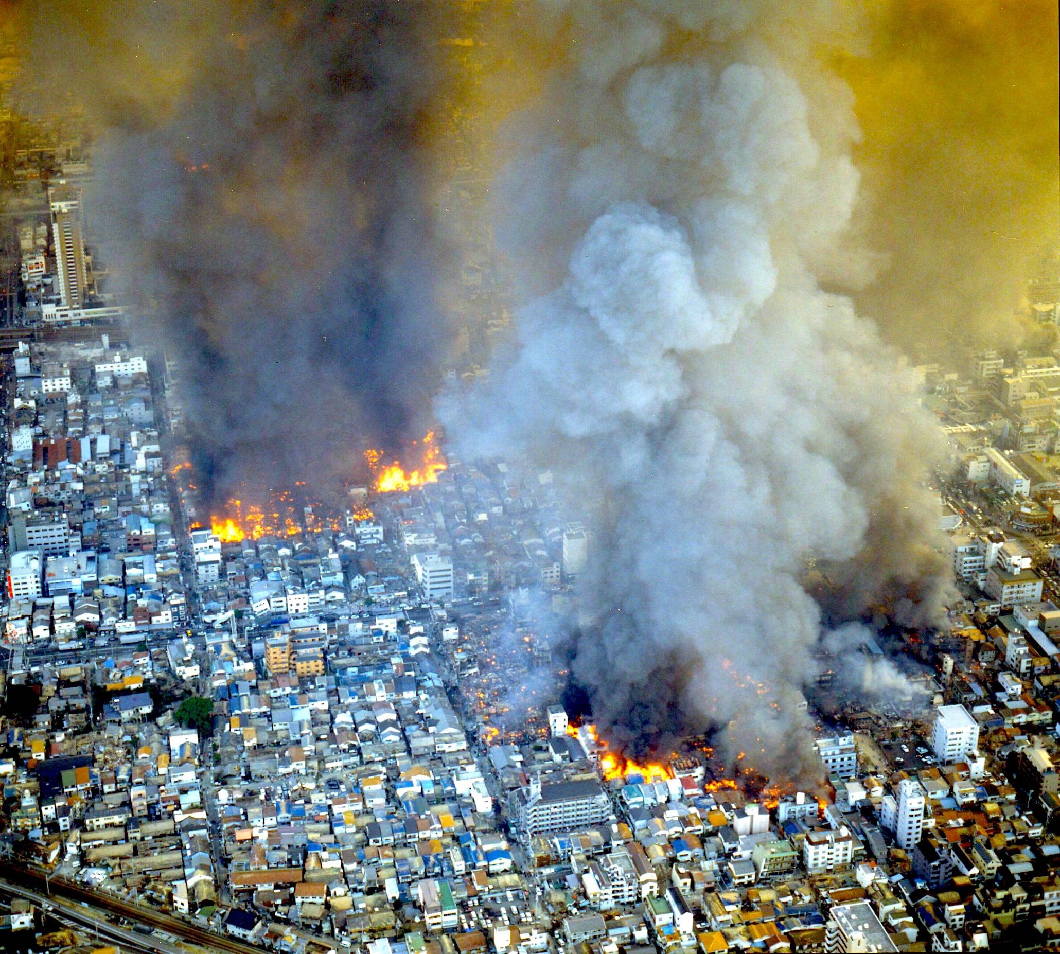 阪神・淡路大震災から25年、大都市直下地震で人はどのように亡くなるのか【阪神・淡路大震災25年目の真実❶】