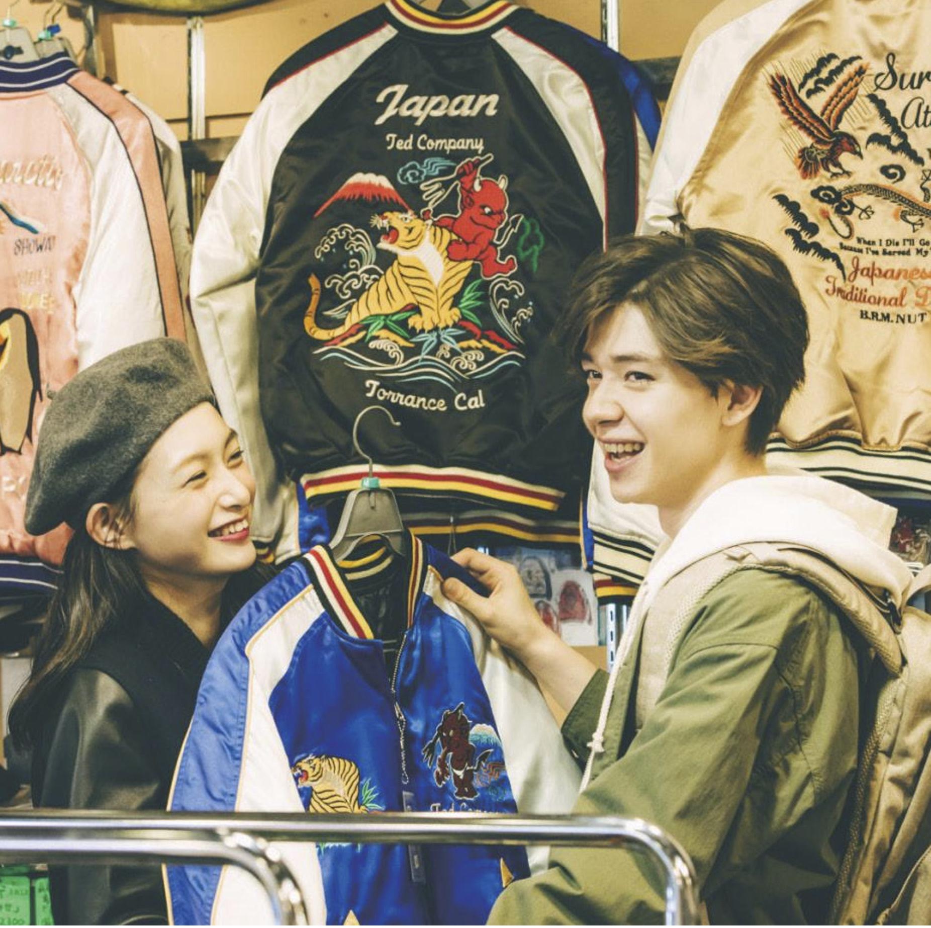横須賀デートで「クールジャパン」を訪ねて。【コンバースとにっぽんでいと。(4)】