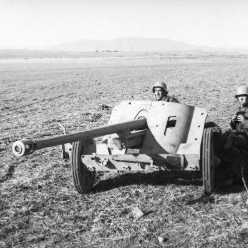 ドイツ対戦車砲の系譜7.5cmPak40への途