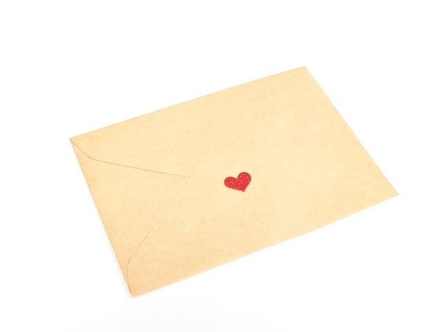 遺言はラブレターのつもりで書きましょう