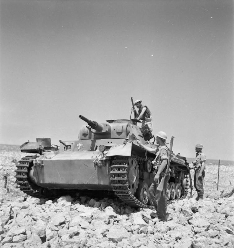 III号戦車の基本的な構造