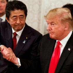 「TPPなど関知しない」トランプに組み伏せられた安倍外交<br />