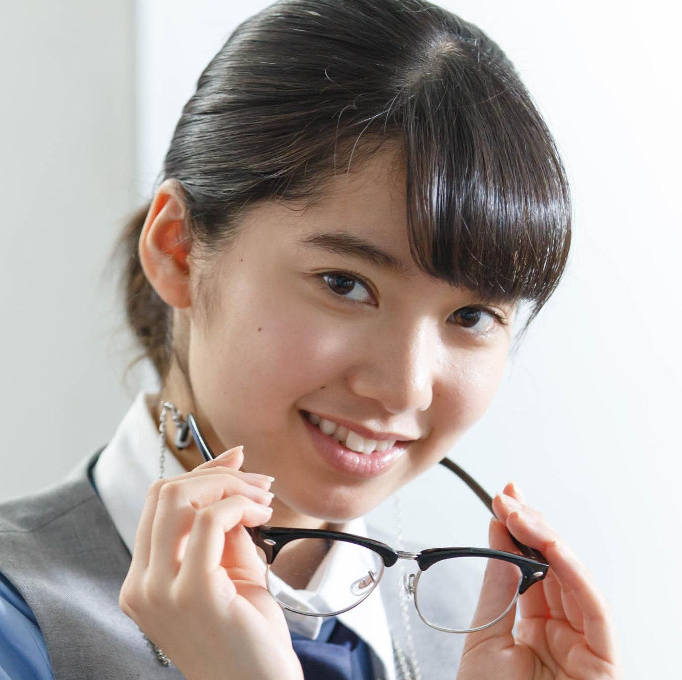 欅坂46・米谷奈々未さん<br />「演劇部とは空気が全然違いました」