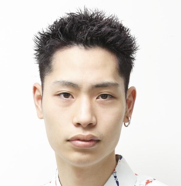 【fifth】木村充人さんが作る「面長」くんに似合うベリーショートヘア<br />