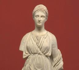 「私のハダカ、見て見て!」の古代ギリシャのヴィーナス