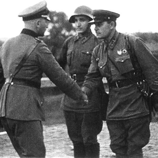 ナチス・ドイツの同盟国だったソ連